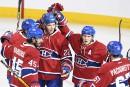 Sergachev se fait remarquer dans la défaite du Canadien