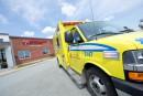 Accident de moto mortel à Victoriaville