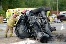 Un accident fait sept blessés à Saint-Lucien