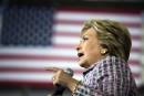 Hillary dit comprendre ce que ressentent les jeunes électeurs