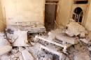 Le plus grand hôpital d'Alep-Est détruit par des raids