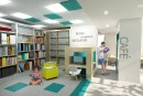 Saint-Sauveur: une mini-bibliothèque et un lieu de diffusion
