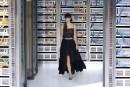 Fashion Week: Chanel entre high-tech et lingerie chic