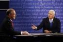 Débat à couteaux tirés pour les deux candidats à la vice-présidence