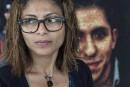 «Aide-moi», dit à Justin Trudeau la femme de Raïf Badawi
