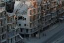 Alep-Est «totalement détruite» d'ici la fin de l'année?