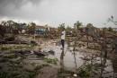 Haïti frappée par l'ouragan <em>Matthew</em>