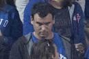 Blue Jays: le «lanceur de bière» accusé de méfait