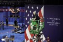 Trump en très mauvaise posture avant le débat contre Clinton
