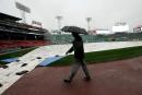 Le match no3 Indians-Red Sox remis à lundi