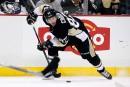 Commotion cérébrale pour Sidney Crosby