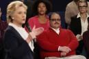 Kenneth Bone, la véritable vedette du débat présidentiel