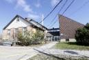 Six immeublesmunicipaux contaminés àl'amiante