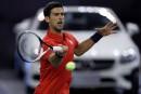 Novak Djokovic réussit sa rentrée à Shanghai