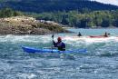 Défier les marées du Maine