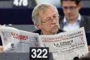 José Bové scandalisé par son traitement par le Canada