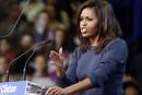 Michelle Obama dénonce les propos «intolérables» de Trump sur les femmes