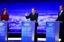 NicolasSarkozy ciblé lors du premier débat télévisé