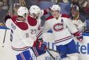 Le Canadien amorce sa saison avec une victoire
