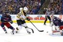 Les Bruins renversent les Blue Jackets
