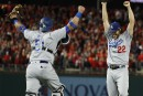 Les Dodgers éliminent les Nationals