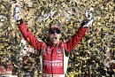 Kevin Harvick accède à la ronde des huit de la NASCAR