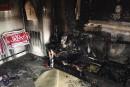 Un local du parti républicain incendié en Caroline du Nord