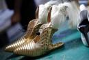 Les escarpins d'un designer israélien séduisent les vedettes