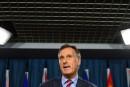 Santé: Bernier propose de donner des points d'impôt aux provinces