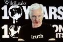 Révélations sur Clinton: WikiLeaks nie avoir été manipulé par la Russie