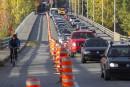 Pont Jacques-Cartier: le cauchemar achève
