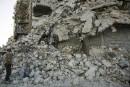 Moscou suspend les raids aériens à Alep en signe de «bonne volonté»
