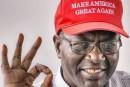 Le demi-frère d'Obama appuiera Trump au débat