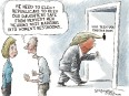 Illustration: Nick Anderson... | 20 octobre 2016