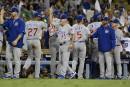 Les Cubs à une victoire de la Série mondiale