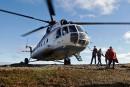 Écrasement d'un hélicoptère russe: 19 morts