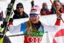 Lara Gut s'impose slalom géant de Sölden