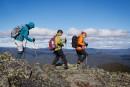 Traversée de la Gaspésie 2016 : 100 km en bottines