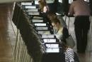 Les Américains aux urnes... pour le vote anticipé