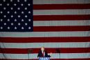 Trump blâme les «sondages bidon» et clame qu'il va l'emporter