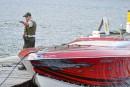Procès de Sylvain Girard: des vestes lancées dans le bateau