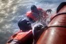 Méditerranée: 25 migrants retrouvés morts sur un canot