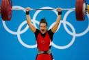 Christine Girard en voie d'obtenir une médaille d'argent