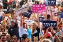 Les partisans de Trump ne sont pas prêts à reconnaître les résultats du scrutin