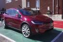 Tesla Model X: le véhicule (presque) parfait