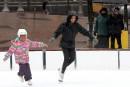 La patinoirede la place D'Youville ouverte dès aujourd'hui
