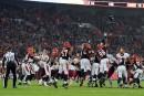 Les Redskins et les Bengals marquent l'histoire à Londres