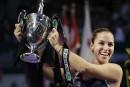 Dominika Cibulkova grimpe au cinquième rang mondial