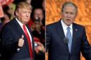Trump a-t-il voté, oui ou non, pour W. Bush?