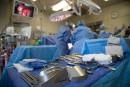 Opérations à coeur ouvert: risque écarté au CHUS